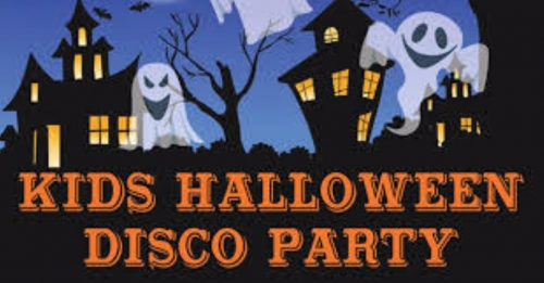 Halloween School Disco -Thursday October 26th