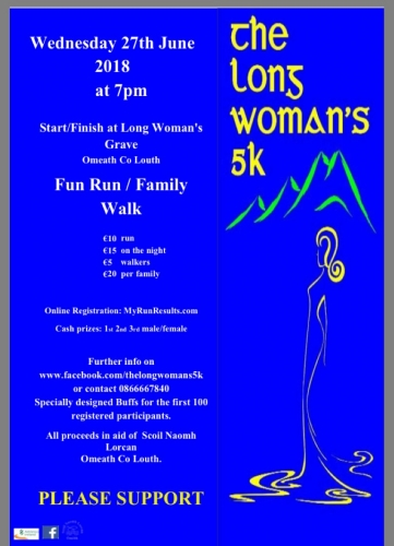 SN Lorcan 5k Run Fundraiser - Training