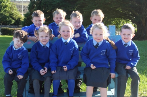 Junior Infants 2018